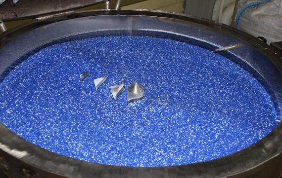 Литье пластмасс из гранулированного термопласта