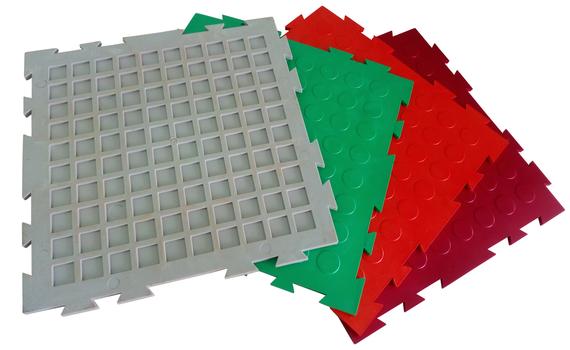 пластиковое покрытие УПП 001-07