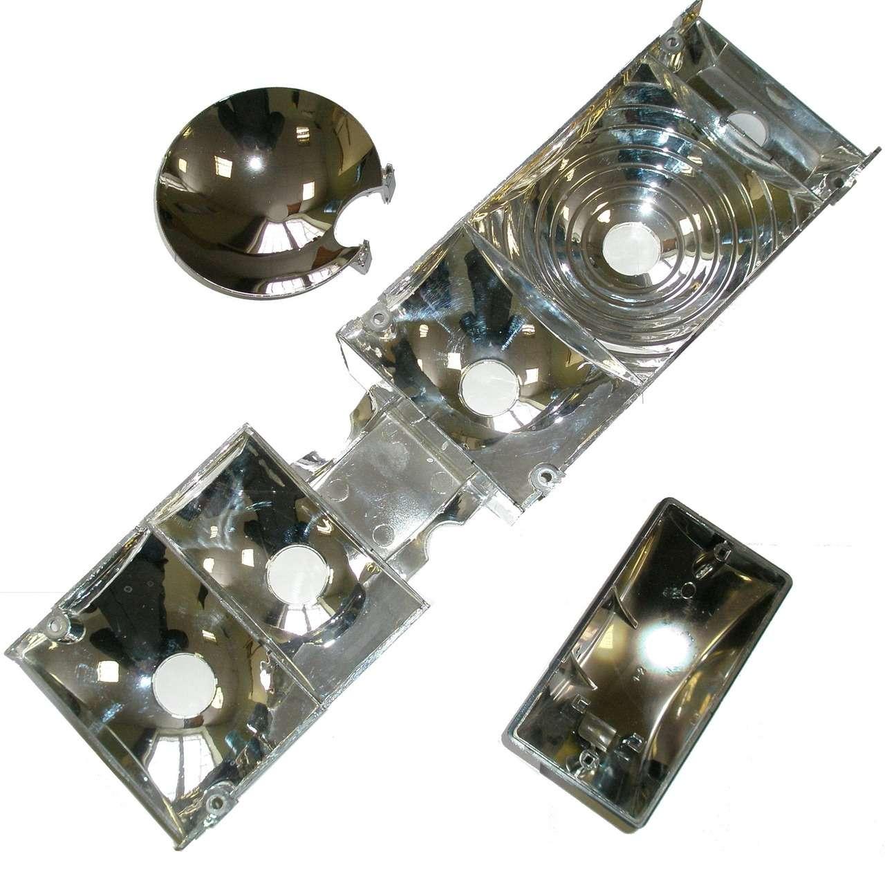 вакуумное окрашивание пластмассы